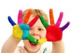 Краски детские