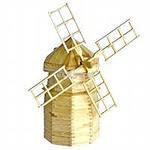 Конструктор из разных материалов, модульное оригами